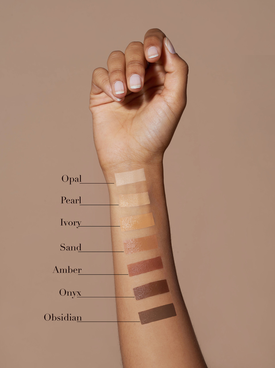 Swatches - Names